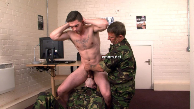 Army physical exam gay porn first time 2